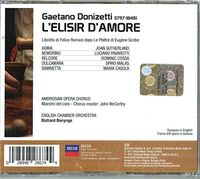 Luciano Pavarotti - L'elisir D'amore (Ita)