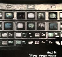 Sole - Live From Rome [LP]