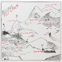 Bellows - Fist & Palm [Cyan Vinyl]