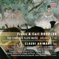 Claudi Arimany - Complete Flute Music 7