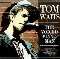 Tom Waits - Voiced Piano Man Live Radio Broadcast 1977