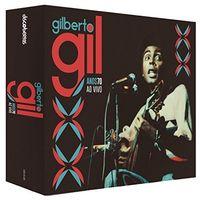 Gilberto Gil - Anos 70 Ao Vivo Box