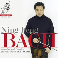 Ning Feng - Bach: Sonatas And Partitas