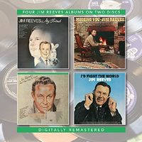 Jim Reeves - My Friend / Missing You / Am I That Easy To Forget / I'd Fight TheWorld