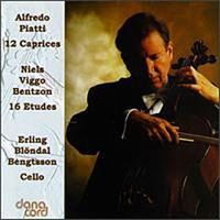 Erling Blöndal Bengtsson - 12 Caprices for Cello / Etudes