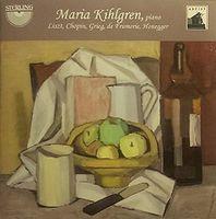 Maria Kihlgren - Works For Piano