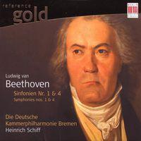 L.V. Beethoven - Symphonies 1 & 4 (Rmst) (Dig) (Rpkg)