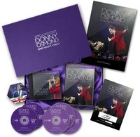 Donny Osmond - One Night Only (W/Dvd) (W/Book) [Limited Edition] (Box) (Ntr0)