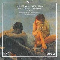 Ulf Wallin - Violin Concerto / Odysseus