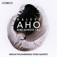 Aho - Wind Quintets 1 & 2