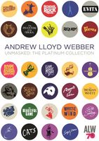 Andrew Lloyd Webber - Unmasked: The Platinum Collection [4 CD]