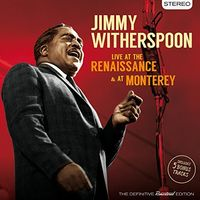 Jimmy Witherspoon - Live At The Renaissance & At Monte (W/Book) (Spa)