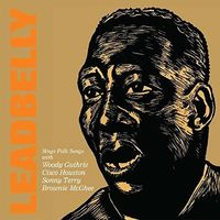 Leadbelly - Sings Folk Songs