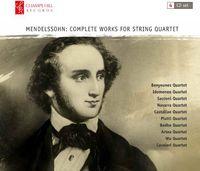 Mendelssohn - Comp Works for String Quartet