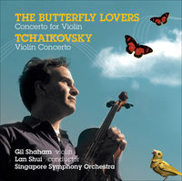 Gil Shaham - Butterfly Lovers Concerto / Violin Concerto