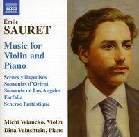 Michi Wiancko - Music for Violin & Piano