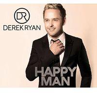 Derek Ryan - Happy Man (Uk)