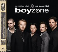 Boyzone - No Matter What The Essential (Uk)