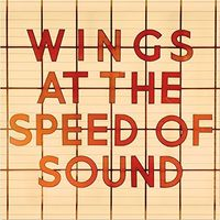 Paul McCartney & Wings - Wings At The Speed Of Sound [Import]