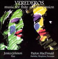 Payton MacDonald - Music For Fl & Perc
