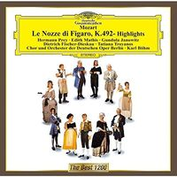 KARL BOHM - Mozart: 'Le Nozze Di Figaro' High