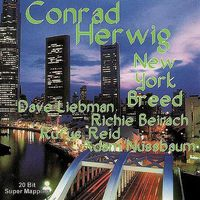 Dave Liebman - New York Breed
