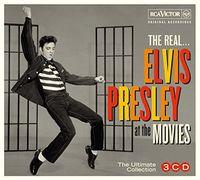 Elvis Presley - The Real...Elvis Presley At The Movies [Import]