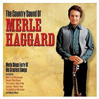 Merle Haggard - Country Sound Of (Uk)