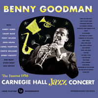 Benny Goodman - Live 1938 At Carnegie Hall-Com