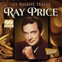 Ray Price - 34 Massive Tracks (Uk)