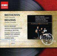 Beethoven / Herbert Karajan Von - Triple Concerto