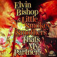 Elvin Bishop - That's My Partner