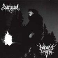 Sargeist/Horned Almighty - Split