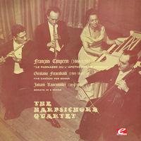Frescobaldi / Harpsichord Quartet - Five Canzoni Per Sonar - Rosenmuller: Sonata No. 2