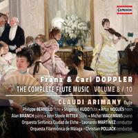 Claudi Arimany - Complete Flute Music 8