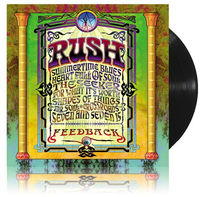 Rush - Feedback [200gm Audiophile Vinyl]