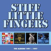Stiff Little Fingers - Albums 1991-1997