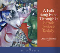 ANDREW RANGELL - Folk Song Runs Through It