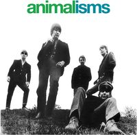 Animals - Animalisms (Blue) [Colored Vinyl] [180 Gram] [Reissue]