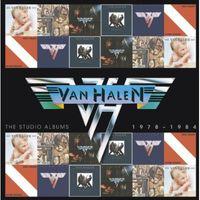 Van Halen - Studio Albums 1978-84 [Import]
