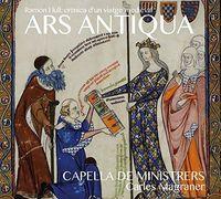 Capella De Ministrers - Ars Antiqua