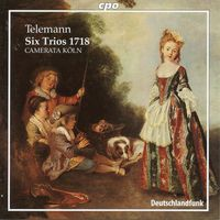 G.P. Telemann - Six Trios 171