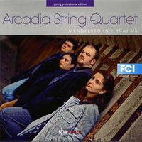 Arcadia Quartet - Mendelssohn & STR QRTS
