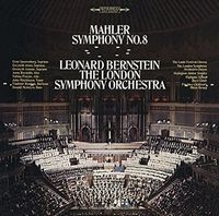 Mahler / Leonard Bernstein - Mahler: Symphony 8