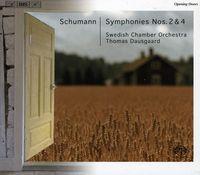 Thomas Dausgaard - Symphony 2 & 4 (Hybr)