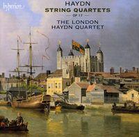 J. HAYDN - String Quartets Op 17