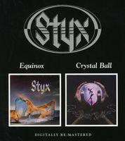 Styx - Equinox/Crystal Ball [Import]