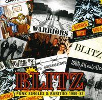 Blitz - Punk Singles & Rarities 1980-83 [Import]