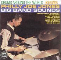 Philly Joe Jones - Drums Around the World: Big Band Sounds