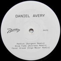 Daniel Avery - Slow Fade Remix EP [Vinyl]
